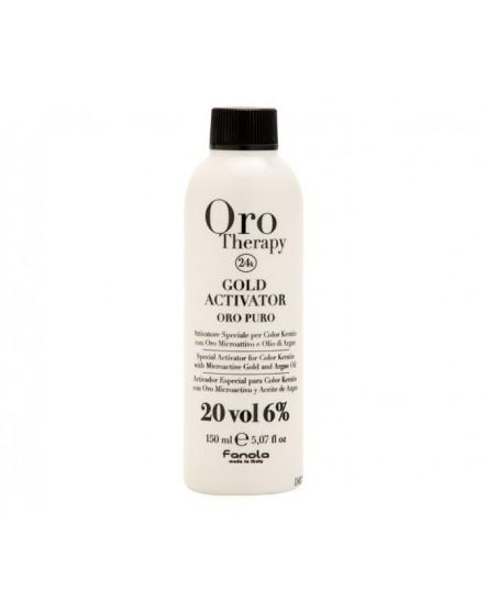 Gold Activator 20v Oro Puro 150ml