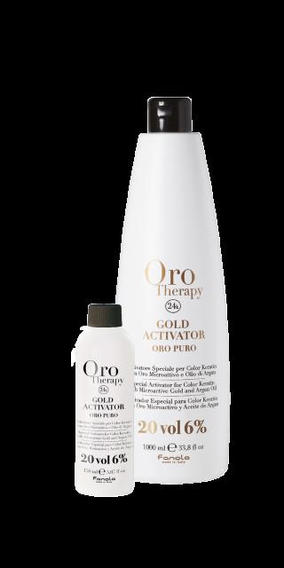 Gold Activator 20v Oro Puro 1000ml