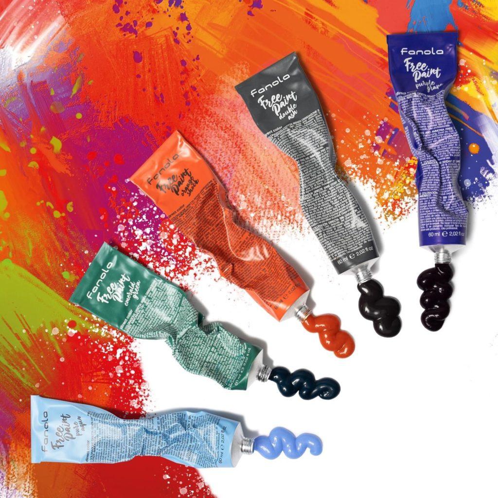 Fanola Free Paint Color 60ml