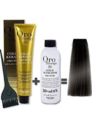 kit oro therapy gold activator 20 pennello